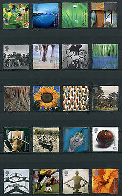 Great Britain 2000 36x Commemorative Stamps Set Mint Never Hinged - FREE UK POST
