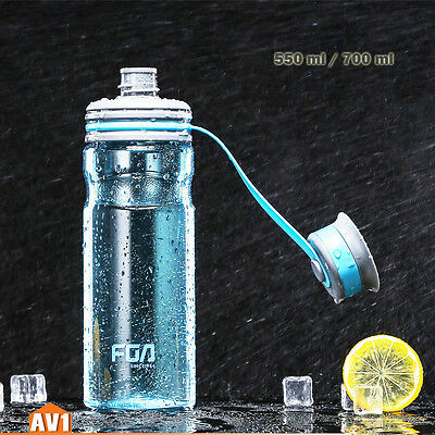 Brand Sport Water cup jar plastic drink Bottle Gym Cycling hiking school travel