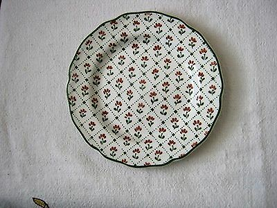 Small Plates J&G Meakin Royal Staffordshire England Ironstone Lot of 2