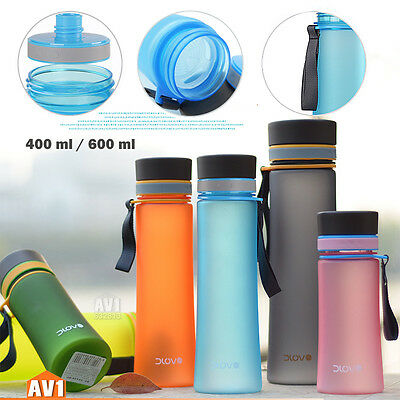 Quality fashion Sport Water Cup jar Plastic drink Bottle gift school gym outdoor