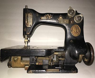 ANTIQUE RARE SINGER Sewing Machine Model 4040 40 4040 PicClick Simple 1915 Singer Sewing Machine