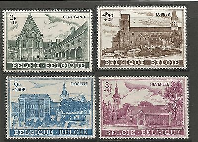 Belgium Belgica 1973 - Abbey Church** Completa. VF MNH