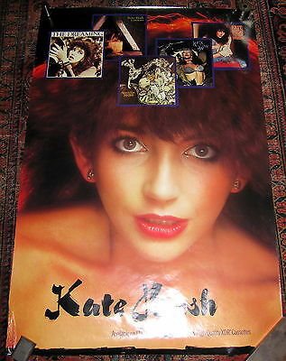 "Kate Bush - The Dreaming Poster Original 24"" x 36"""