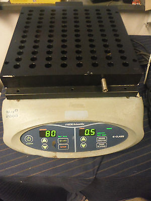 J KEM MAXQ 2000 Orbital Shaker Max Q 2000 BTS-3500 W/ Hot Plate Tested & Working