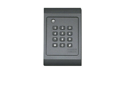 New AWID KP-6840 Keypad Multi-Protocol Switch Plate Card Reader.