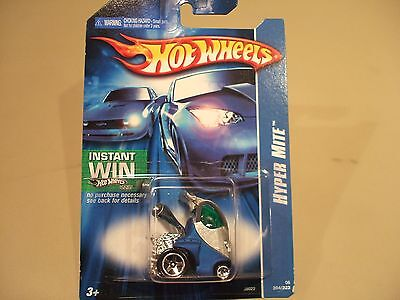 Got a Smart Car L@@K Hot Wheels 2006 Hyper Mite Hang this in Your RV
