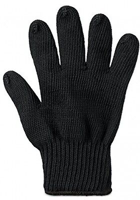 Relaxdays Heat Resistant Glove For The Grill and Oven,Fireproof Aramid Fiber,