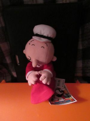 """SWEET PEA from Popeye doll stuffed  CVS 7"""" new with tag"""