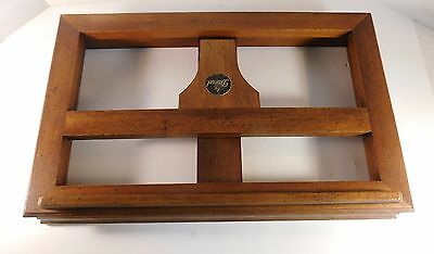 """Vintage Drexel Adjustable Wood Book/Bible Stand 13"""" X 20"""" -  Four Positions"""