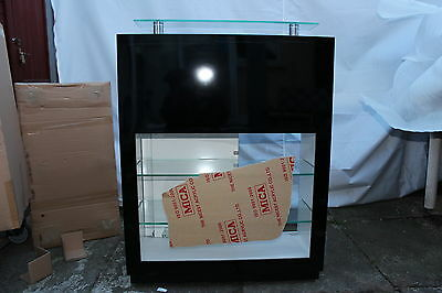 New Reception Desk Black For Beauty Salon Or Other Business