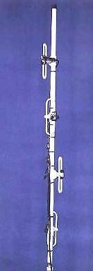 380-470MHz 4 Stack Array UHF Two Way Radio Repeater Antenna