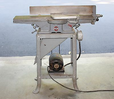 1950 s Delta Milwaukee Jointer - 6 inch