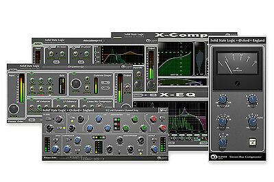 SSL Duende Native Studio Bundle - Solid State Logic