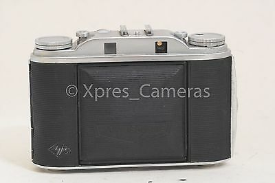 Agfa Isolette Iii 120 Folding Film Camera