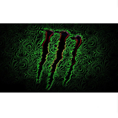Monster Energy Flagge Fahne Banner Deko 70x100cm