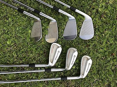Taylor Made Tour Preferred Mc Irons 4-PW