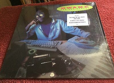KWAME - The Boy Genius - Rare 1989 USA Vinyl LP Old School Hip Hop