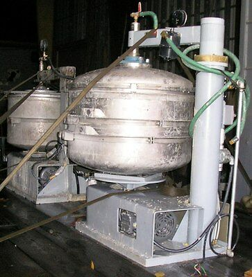 Gruber Tech GS 1800 Vacuum Mixer With  Stainless Steel Mixing Pot Item #8642