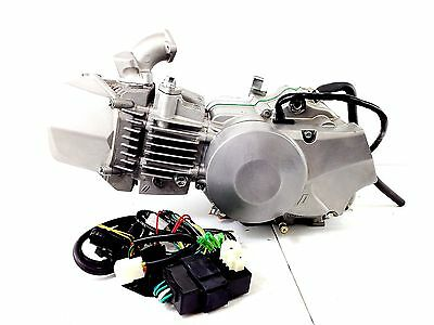 190cc Daytona 4 valve high performance race engine fits range of bikes