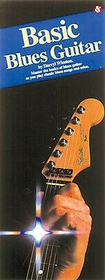 Rock Guitar Case Chord Book Compact Reference Library Book NEW 014027542