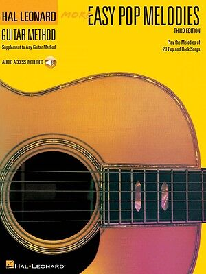 More Easy Pop Melodies Third Edition - Correlates with Book 2 Guitar 000697269