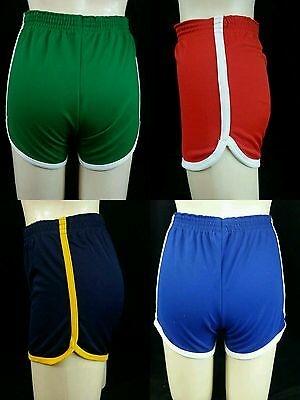 Vintage Gym Shorts Deadstock Russell Athletic 80's Unisex Basketball Running