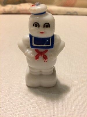 1980's Ghostbusters Stay Puff Marshmallow Man Pencil Sharpener Columbia Pictures