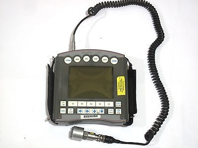 Rockwell Entek Enpac Ird Datapac 1500 Vibration Analyzer With Probe