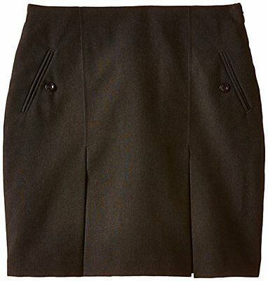 grigio W36/L22 TRUTEX SNR GIRLS TWO PKT SKIRT GONNA PER BAMBINE E RAGAZZE Nuovo