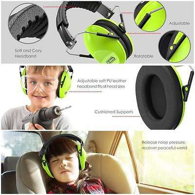 Hearing Protection Kids Ear Muffs Sound Shooting Noise Blocking Earmuffs Safety