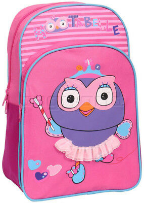 Giggle and Hoot Hootabelle Backpack Pink GH02