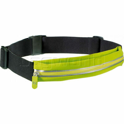 GO Travel Stretchy Belt Pouch Green GO620