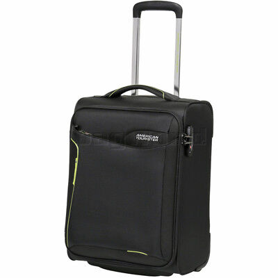 American Tourister Applite 2.0 Small/Cabin 50cm Softside Suitcase Black 79235