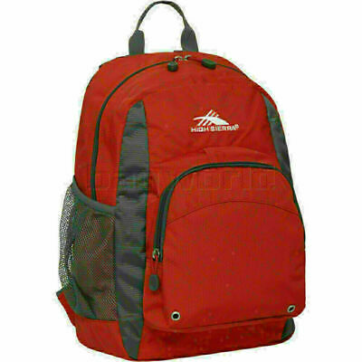 High Sierra Impact Backpack Lava 53627