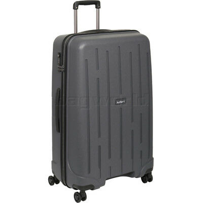 Antler Lightning Large 78cm Hardside Suitcase Charcoal 39109