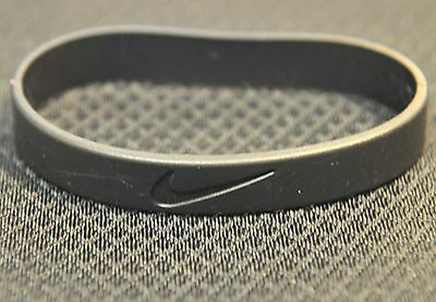 ~~ Nike Baller ID Band (Gray) NBA Basketball Bracelet ~~ not available in store