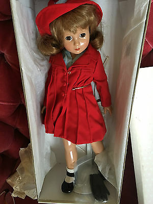 Effanbee American child Beautiful 18 inch doll with box