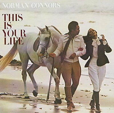 Audio CD THIS IS YOUR LIFE Norman Connors Nuovo Musica 4547366065169 Sony Japan