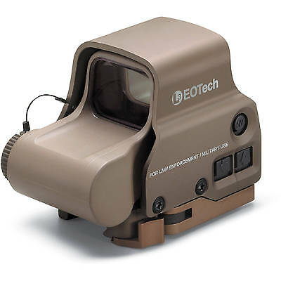 EOTECH EXPS3-0 *TAN* Holographic Weapon Sight w/ NEW LOGO!