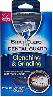 SmartGuard Elite Dental Guard For Teeth Clenching & Grinding Factory Sealed NIP