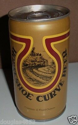 Horseshoe Curve Beer Can