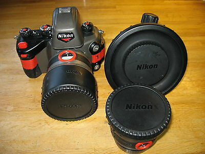 Nikon Nikonos RS Underwater System - 28mm, 50mm & 20-35mm Set