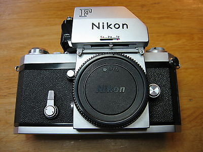 Nikon F Photomic FTN Camera Body Excellent ++++