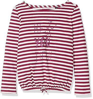 Rot 24 mesi MARC O' POLO KIDS 1/1 ARM T-SHIRT BAMBINA (Y/D STRIPE|MULTICOLORED