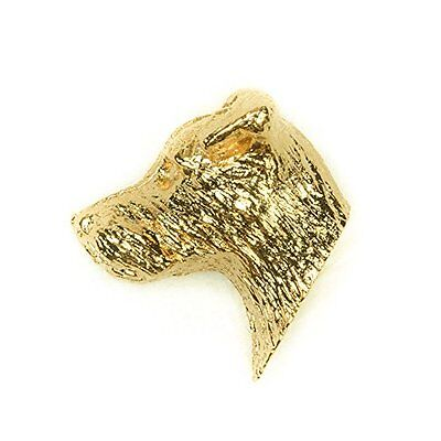 PARSON RUSSELL Made in U.K Artistic Style Dog Clutch Lapel Pin Collection 22ct