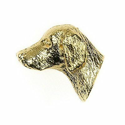 GERMAN SHORT HAIR POINTER Made in U.K Artistic Style Dog Clutch Lapel Pin