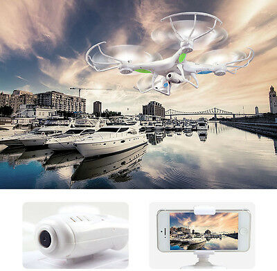 Hot X5C-1 2.4Ghz 6-Axis Gyro RC Quadcopter Drone FLY UAV RTF UFO with HD Camera