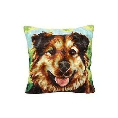 Collection D'Art Cross Stitch Cushion Kit; Boulie CD5158
