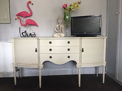 Vintage Antique Shabby Chic Dresser Sideboard Dressing Table