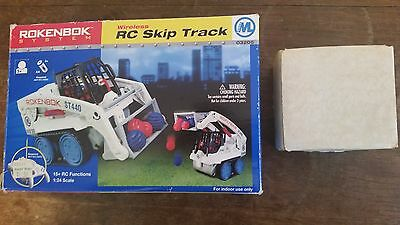 Rokenbok 03205 RC Skip Track  with option expanded accessory  kit